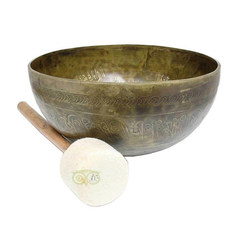 Klankschaal Nr 120 - 2298 gram-1