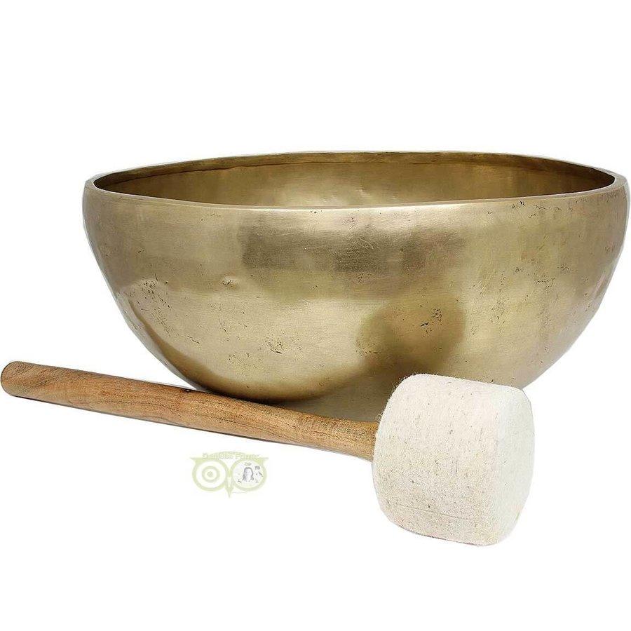 Klankschaal Nr 104 - 2896 gram-1