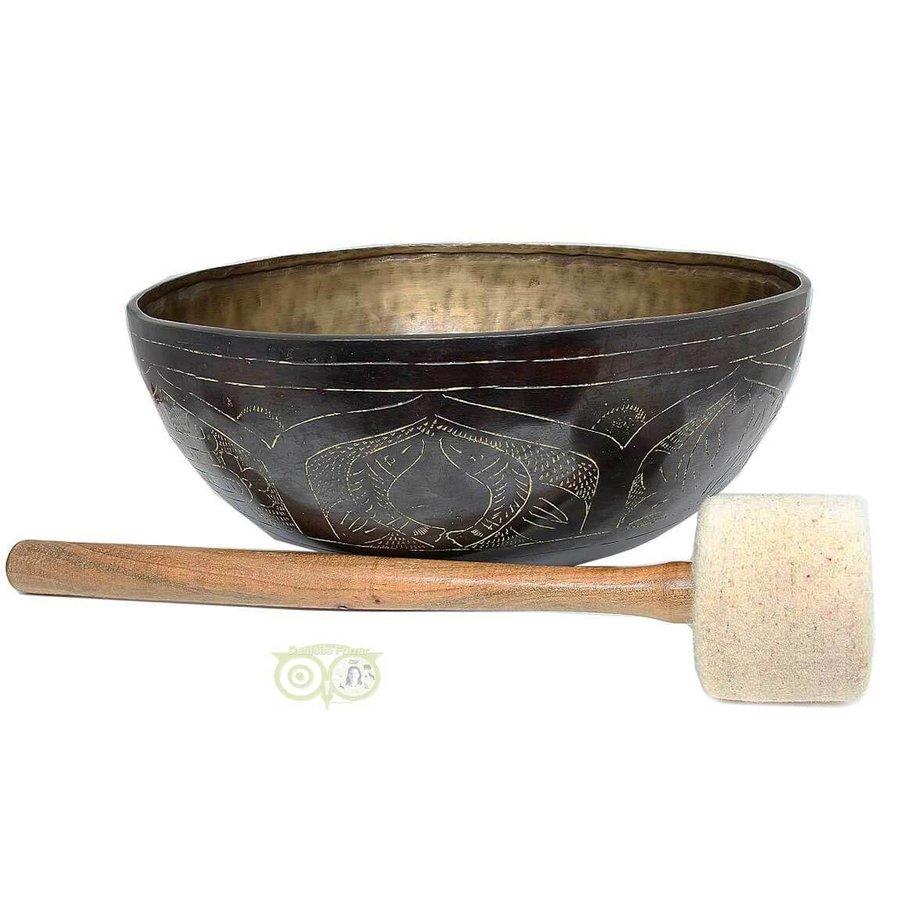 Klankschaal Nr 123 - 2167 gram-1