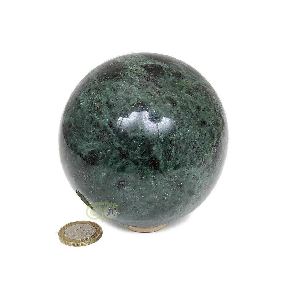 Groene Jade  Bol  Nr 2 -924 gram - 87.4 mm-1