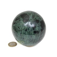 thumb-Groene Jade  Bol  Nr 2 -924 gram - 87.4 mm-3