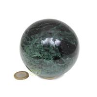 thumb-Groene Jade  Bol  Nr 2 -924 gram - 87.4 mm-4