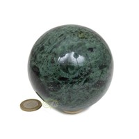 thumb-Groene Jade  Bol  Nr 2 -924 gram - 87.4 mm-5