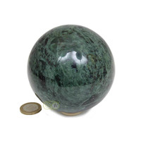 thumb-Groene Jade  Bol  Nr 2 -924 gram - 87.4 mm-6