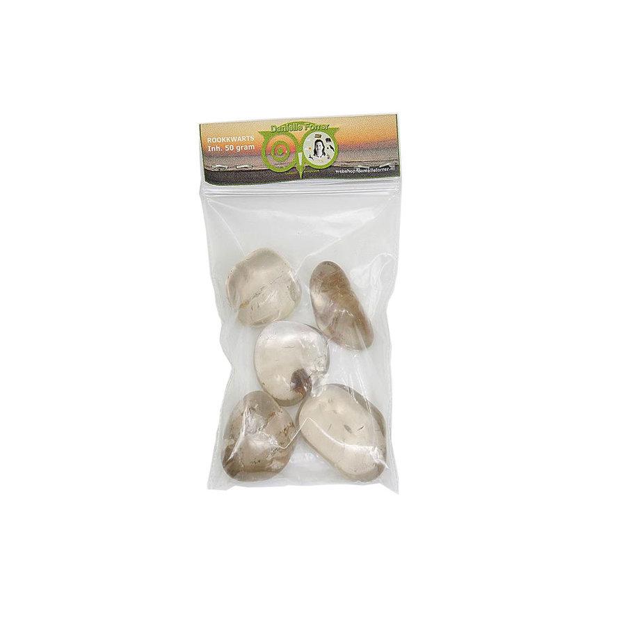 Rookkwarts edelstenen voordeel 50 gram-1