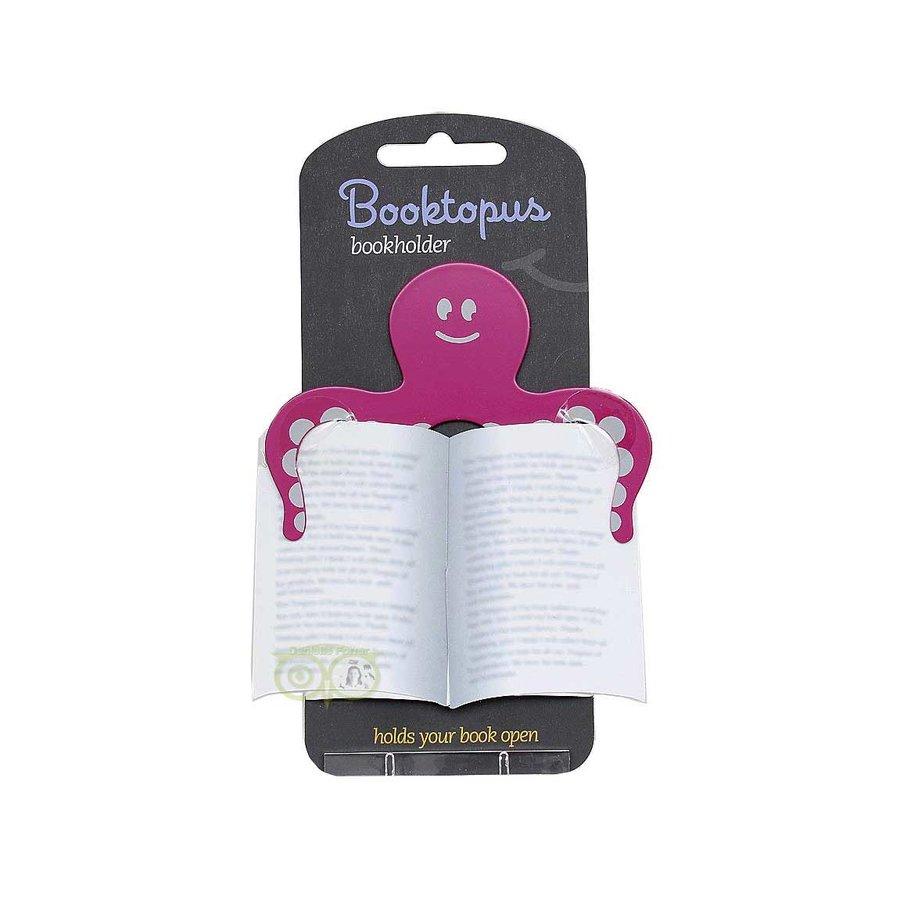 Booktopus Bookholder - Pink-1