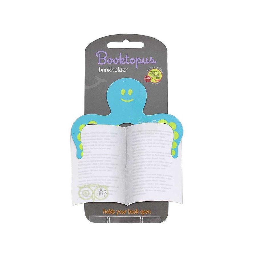 Booktopus Bookholder - lichtblauw-1