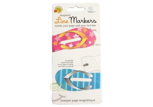 Magnetic Linemarkers - Flip Flops