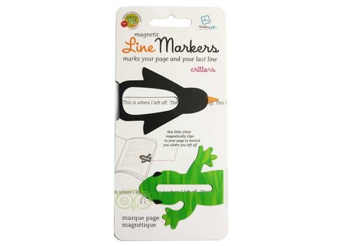 Magnetic Linemarkers - Critters