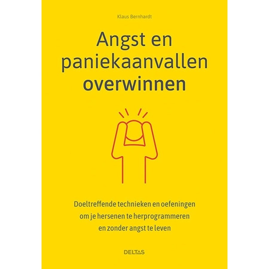 Angst en paniekaanvallen overwinnen - Klaus Bernhardt-1