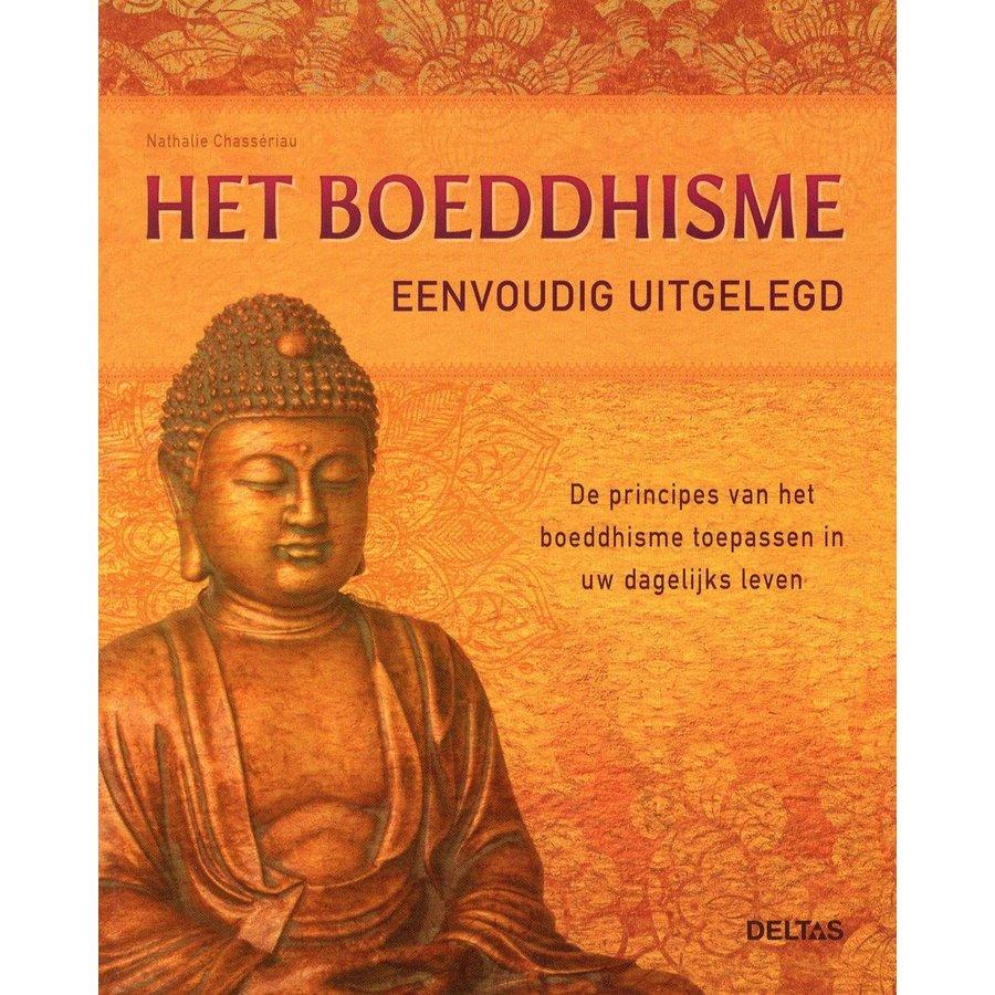Het Boeddhisme eenvoudig uitgelegd - Nathalie Chassériau-1