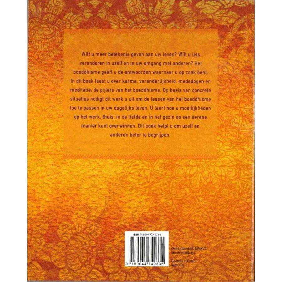 Het Boeddhisme eenvoudig uitgelegd - Nathalie Chassériau-2