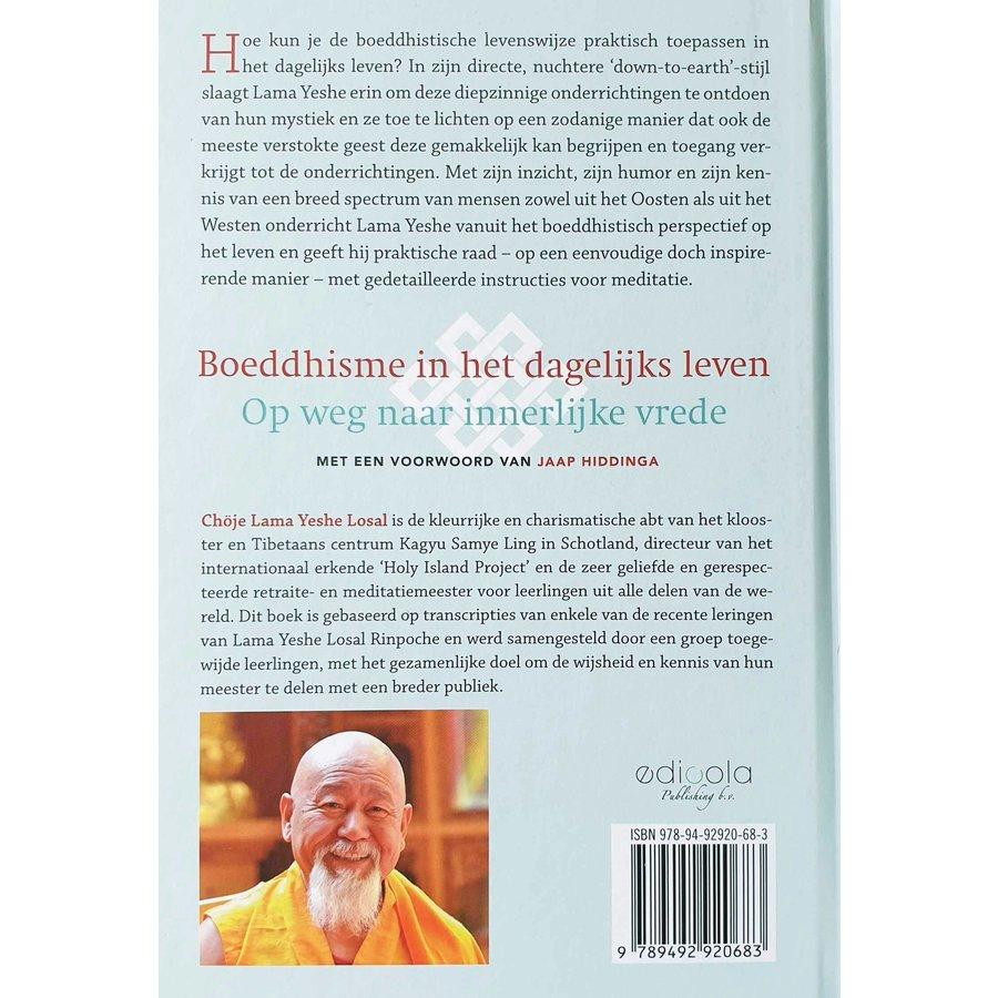 Boeddhisme in het dagelijks leven - Lama Yeshe Losal-2