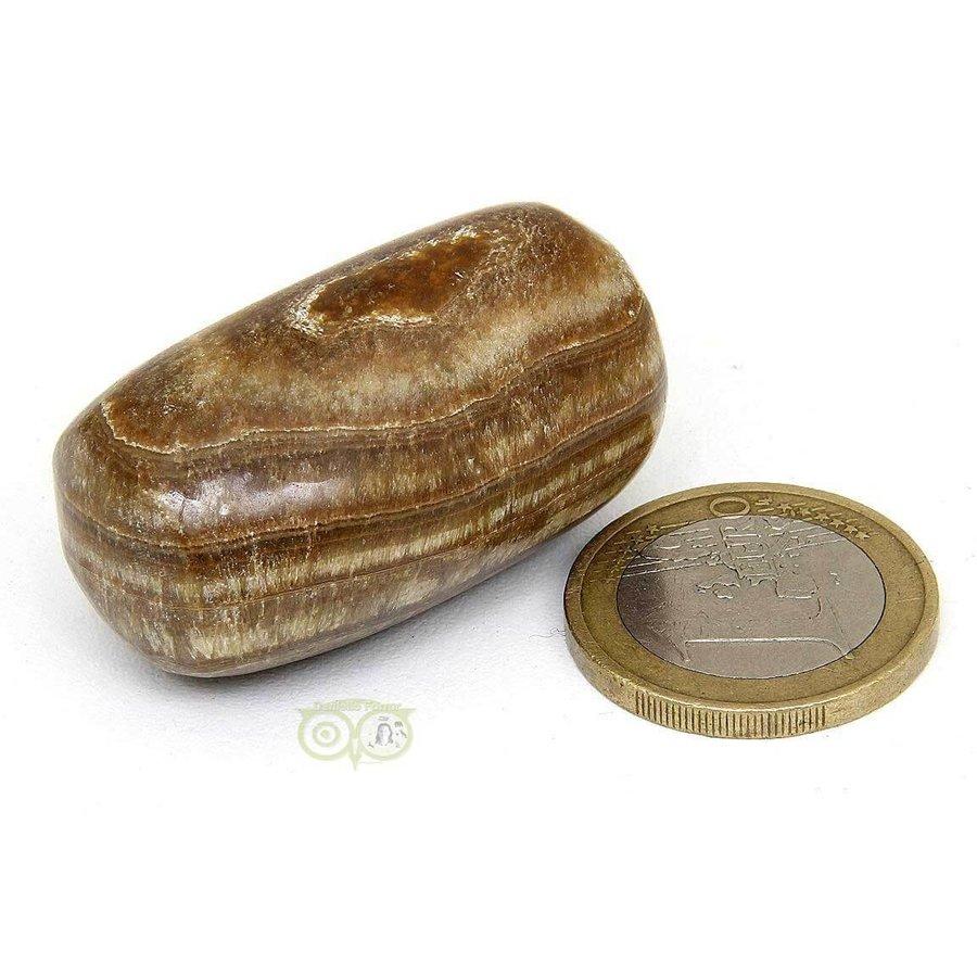 Aragoniet knuffelsteen Nr 2 - 33 gram-1