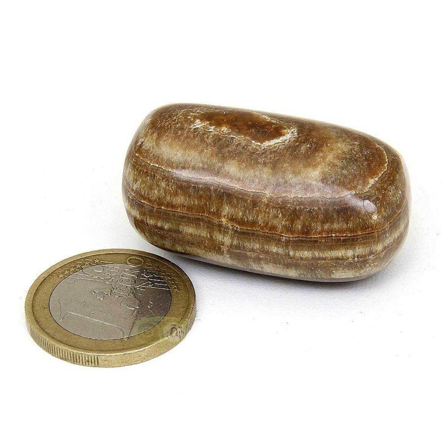 Aragoniet knuffelsteen Nr 2 - 33 gram-2