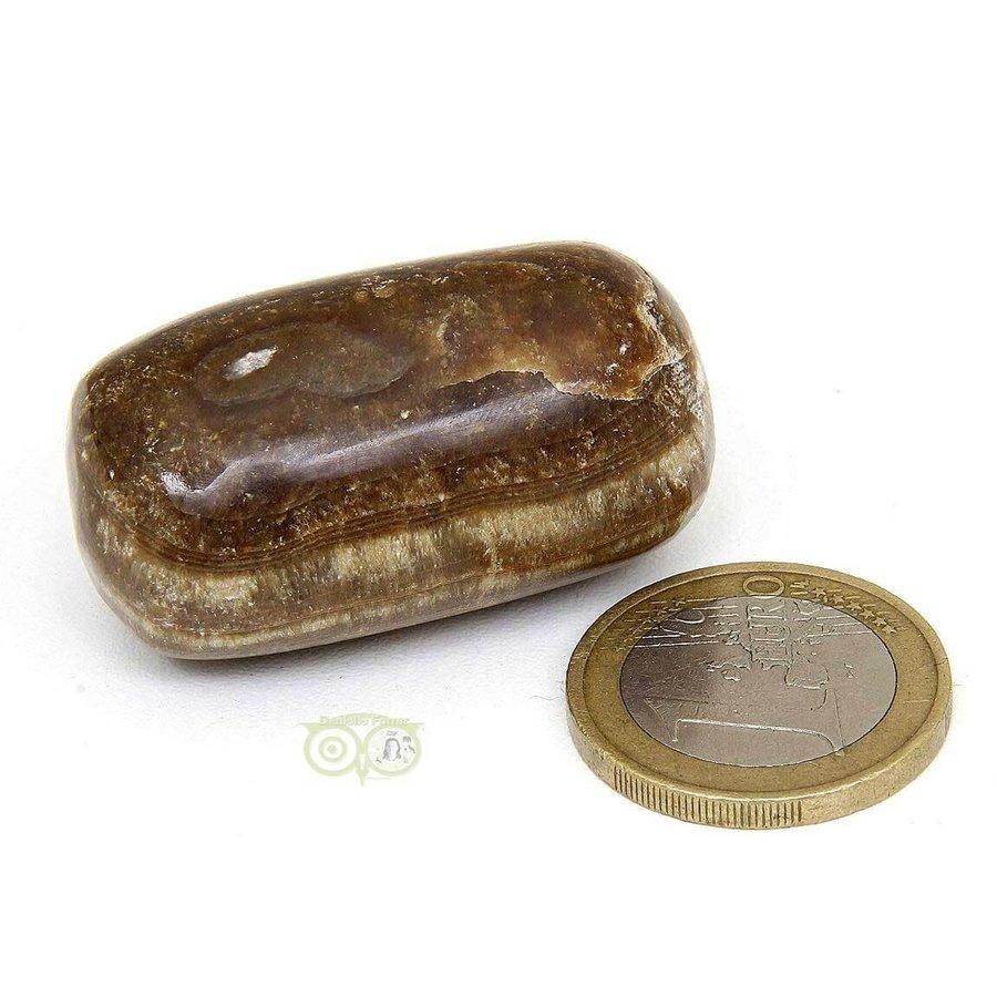 Aragoniet knuffelsteen Nr 2 - 33 gram-3