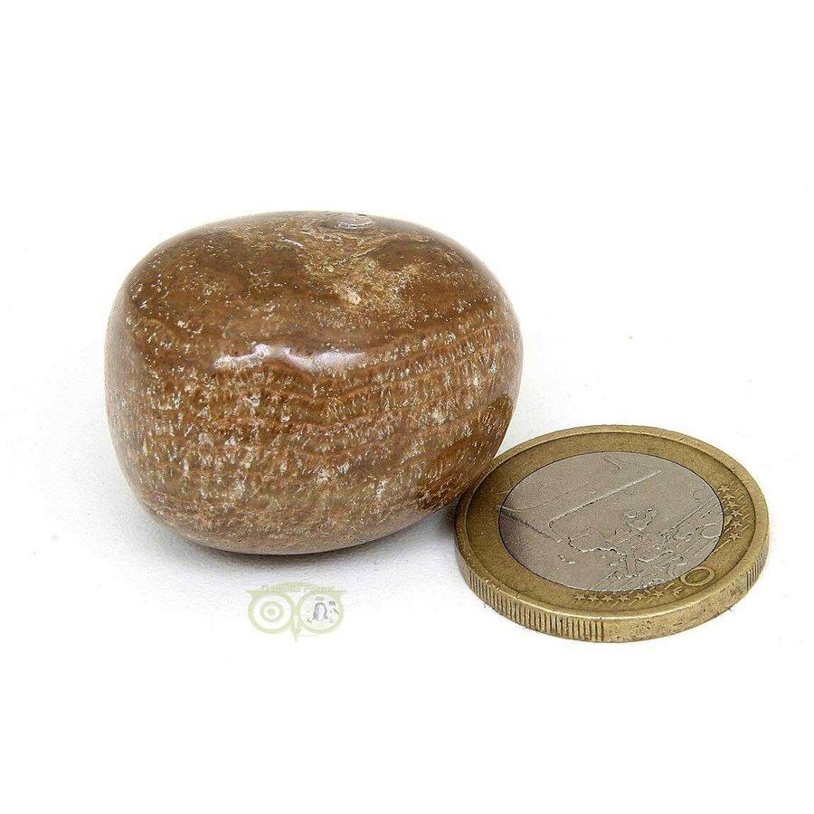 Aragoniet knuffelsteen Nr 4 - 29 gram-4