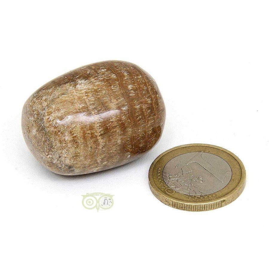 Aragoniet knuffelsteen Nr 6 - 33 gram-4