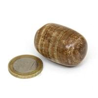 thumb-Aragoniet knuffelsteen Nr 11 - 35 gram-1