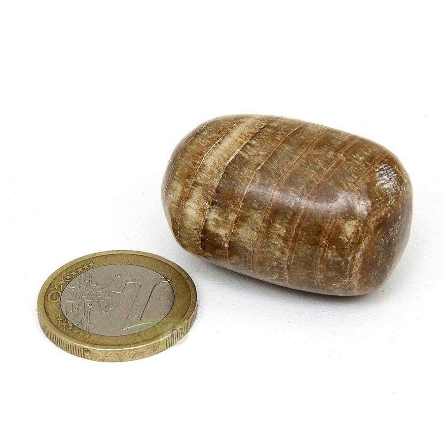 Aragoniet knuffelsteen Nr 11 - 35 gram-3