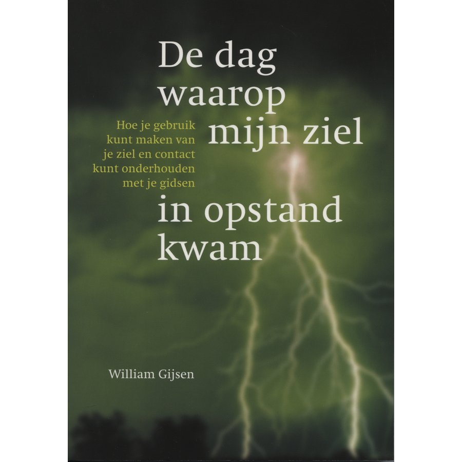 De dag waarop mijn ziel in opstand kwam - William Gijsen-1