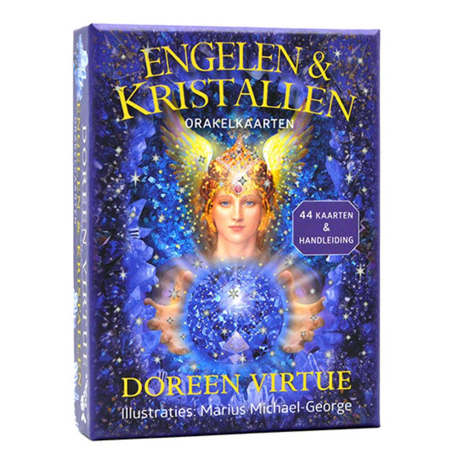 Engelen & Kristallen Orakelkaarten - Doreen Virtue-1