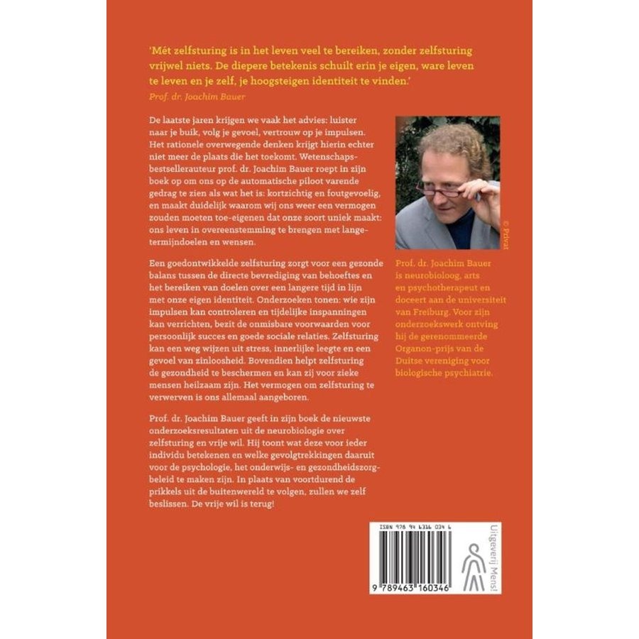 Zelfsturing en identiteits-ontwikkeling - Prof. dr. Joachim Bauer-2