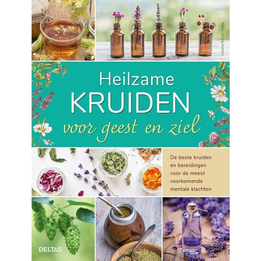 Heilzame kruiden voor geest en ziel - Nadine Berling-Aumann-1