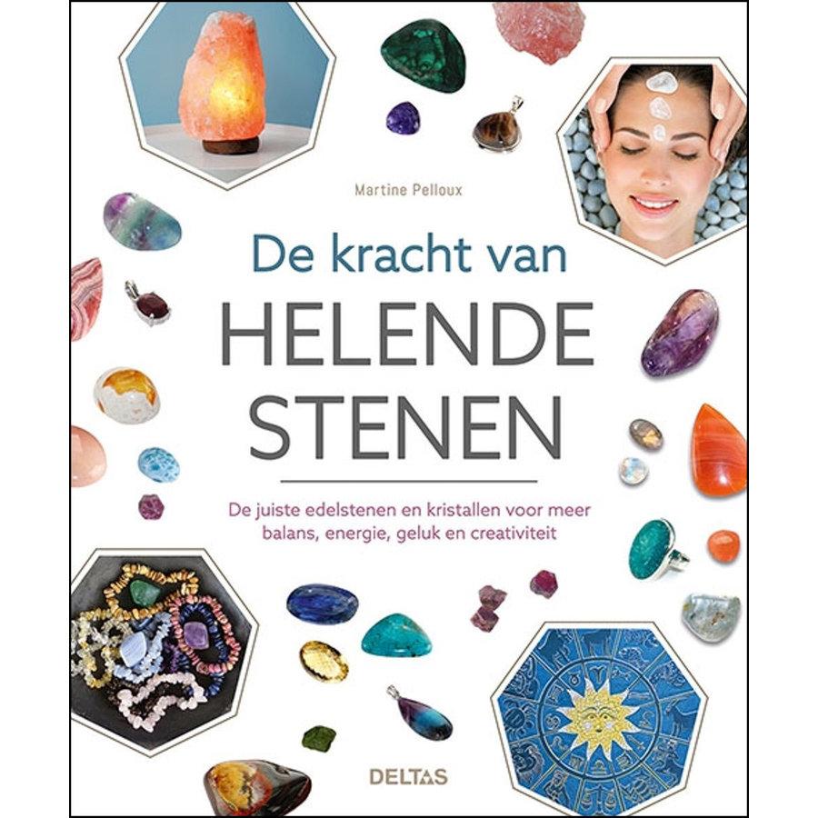 De kracht van helende stenen - Martine Pelloux-1
