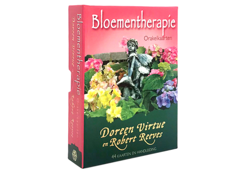 Bloementherapie - Orakelkaarten - Doreen Virtue