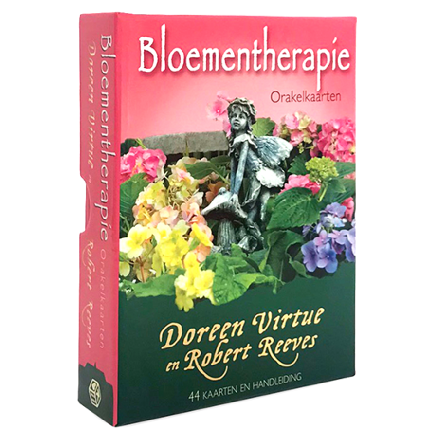 Bloementherapie - Orakelkaarten - Doreen Virtue-1
