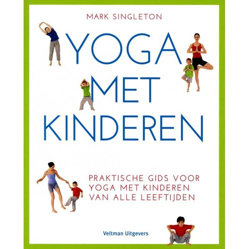 Yoga met kinderen - Mark Singleton