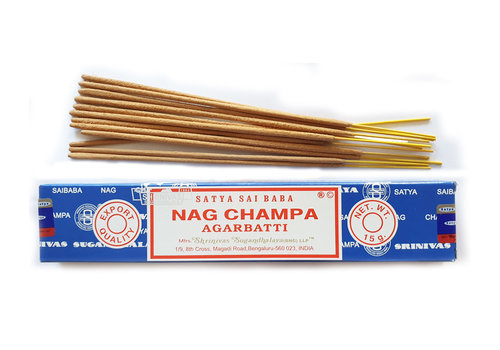Nag Champa wierook van Satya 15 gram