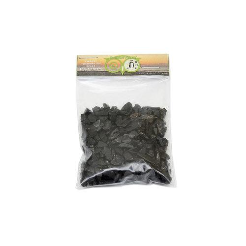 Zwarte Toermalijn - Split -  50 gram - edelstenen voordeel
