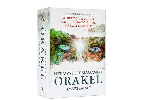 Het Mystieke Sjamanen Orakel kaartenset - Alberto Villodo
