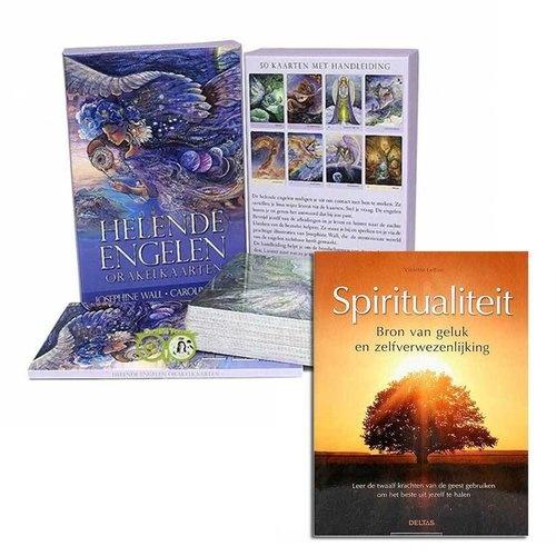 Inzichtkaarten en orakelkaarten - Spirituele kaarten | Edelstenen webwinkel - Webshop Danielle Forrer