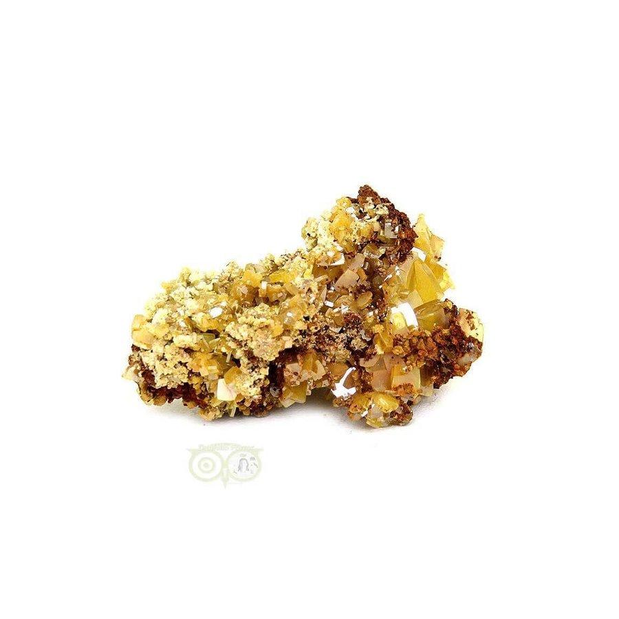 Wulfeniet op Mimetesiet Nr 2 - 16 gram-4
