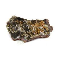 thumb-Wulfeniet op Mimetesiet Nr 3 - 43  gram-2