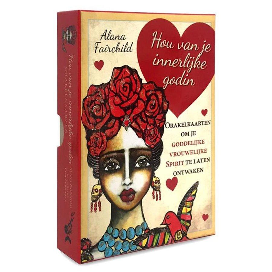 Hou van je innerlijke godin - Alana Fairchild-1