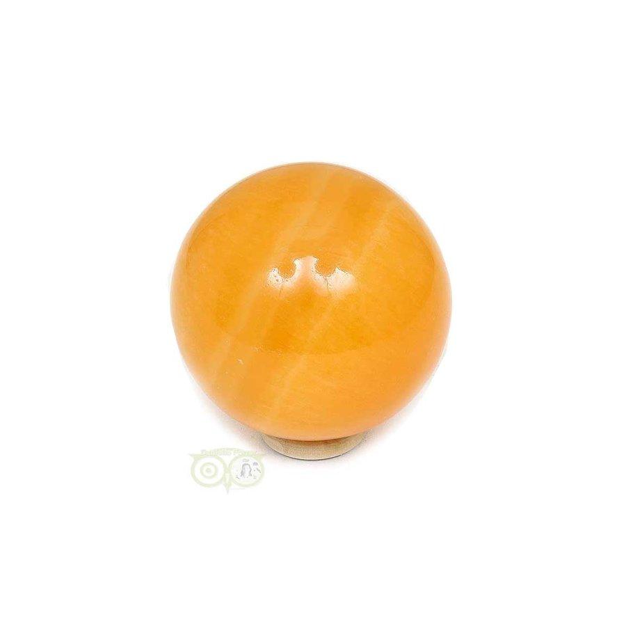 Oranje Calciet bol 50.3 mm - 180 gram-1