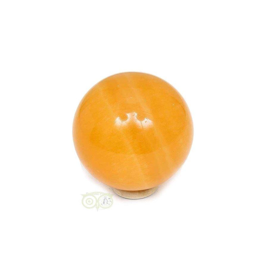 Oranje Calciet bol 50.3 mm - 180 gram-2