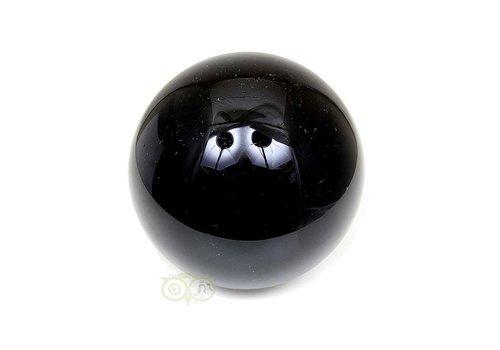 Zwarte Obsidiaan bol 885 gram