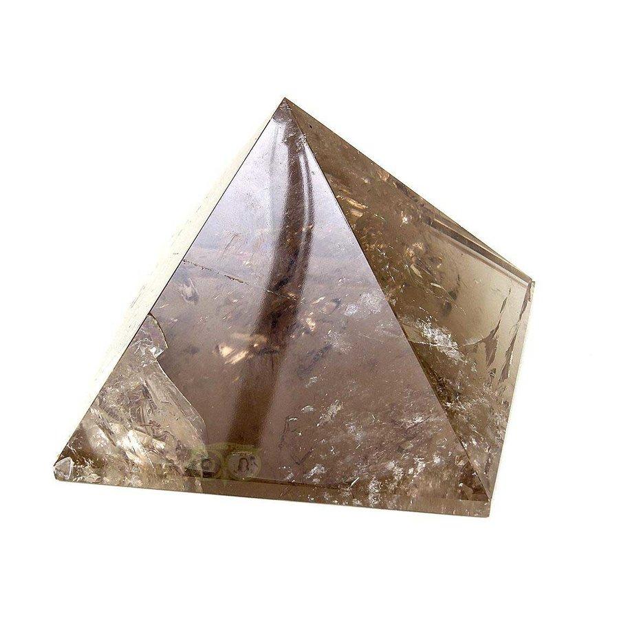 Rookkwarts piramide Nr 2 - 504 gram-1