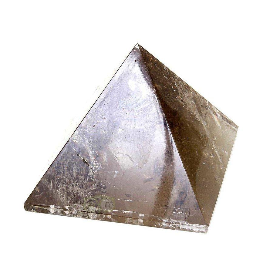 Rookkwarts piramide Nr 2 - 504 gram-4