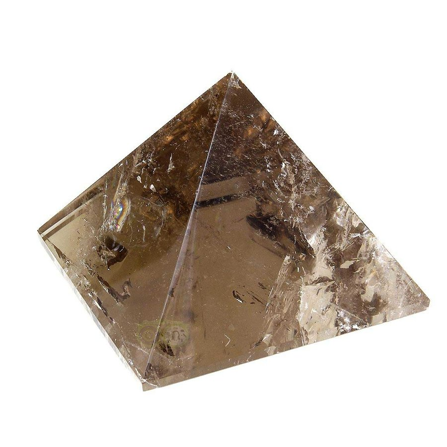 Rookkwarts piramide Nr 2 - 504 gram-5