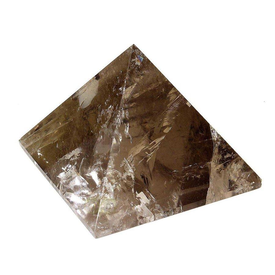 Rookkwarts piramide Nr 2 - 504 gram-7