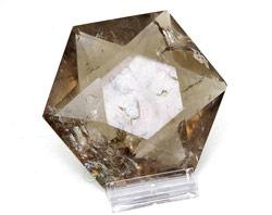 Ster - Hexagon -Ster - Hexagon - Geometrische vormen  Edelstenenwebwinkel - Webshop Danielle Forrer