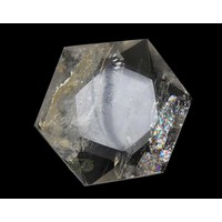 thumb-Bergkristal Ster -Hexagon Nr 2 - 55 gram-1