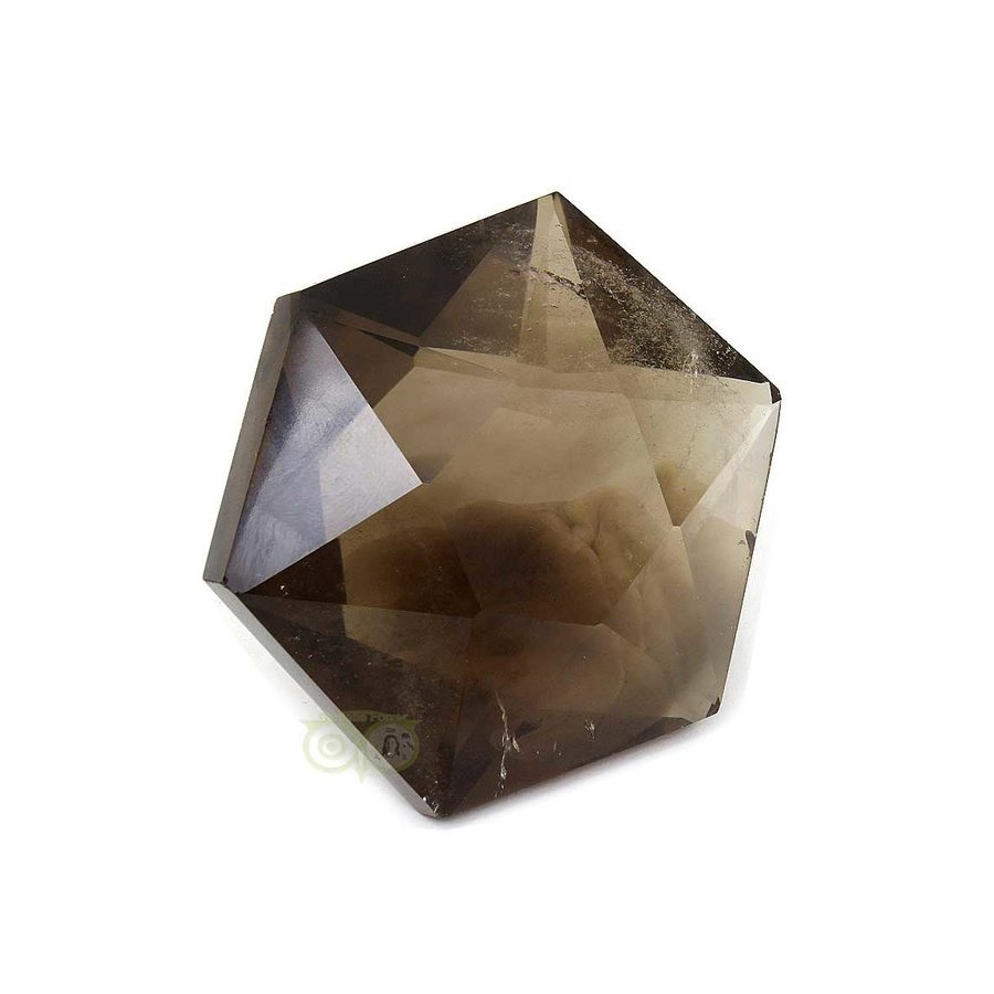 Rookkwarts Ster - Hexagon  Nr 6 - 132  gram-4