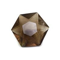 thumb-Rookkwarts Ster - Hexagon  Nr 6 - 132  gram-2